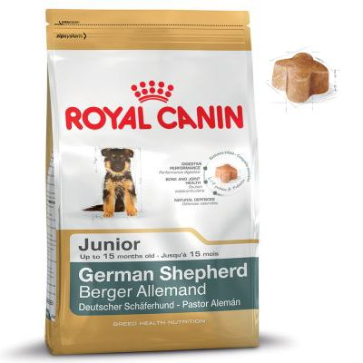 Royal canin German Shepherd puppy food review